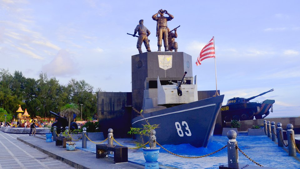 Monumen Tni Al Kota Pariaman Berwisata Sambil Mengenang Sejarah