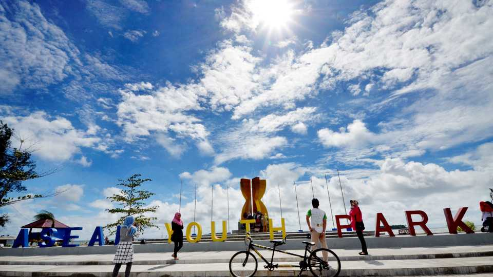 Tugu Asean Youth Park